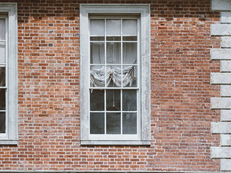 single-hung windows